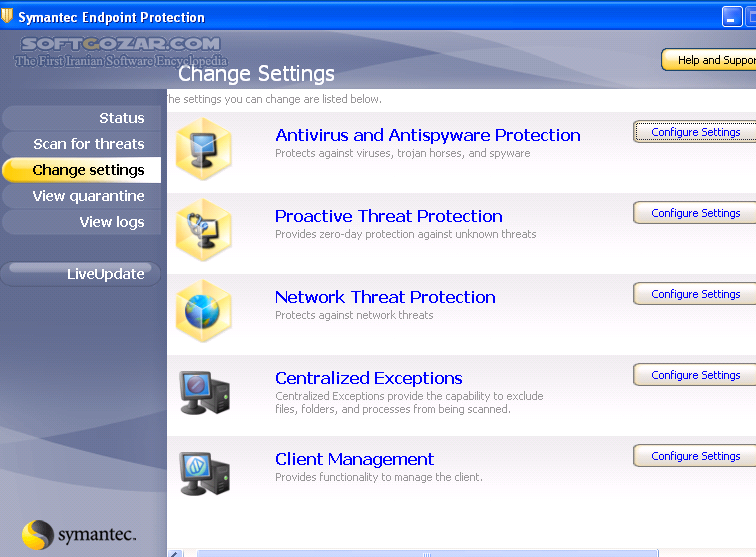 Symantec Endpoint Protection Download Free Full | Load in ...