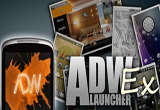 دانلود ADW Launcher 2 v2.0.1.56 for Android +2.3 + Extensions/Notifier