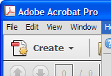 Adobe Acrobat X Pro 10.0 Middle Eastern - ME