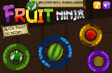 Fruit Ninja HD 1.6.1