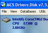 MCS Drivers Disk 11.1.60.990 x86/x64