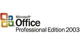 Portable Office 2003 ( Word + PowerPoint + Excel ) SP3