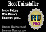 Root Uninstaller Pro 6.0 for Android