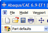 DS SIMULIA ABAQUS 6.12-3 x86/x64 + 6.14-3 x64 Win/Linux + Documentation