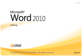 Step by Step Microsoft Office Word 2010