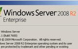 Microsoft Windows Server 2008 R2 Enterprise with SP1 x64 Volume