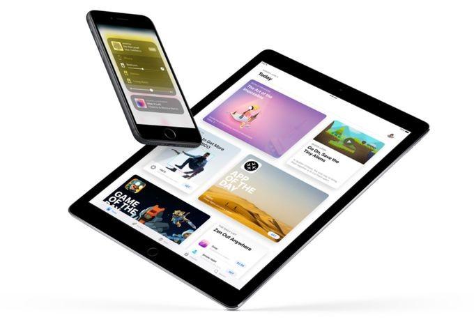 اپل آیفون آیپد iOS iOS11