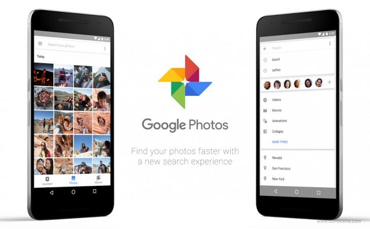 گوگل گالریگوگل Google photos