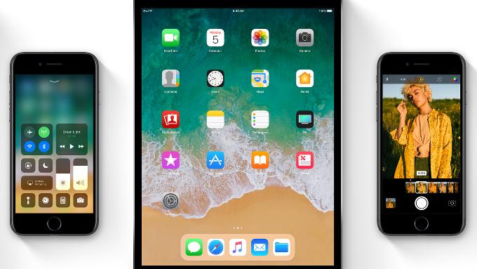 اپل iOS آیپد آیفون iOS 11