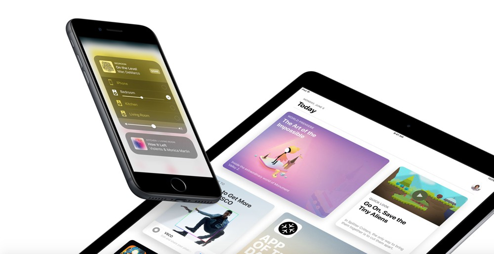اپل آیفون آیپد iOS11 iOS10 iOS9