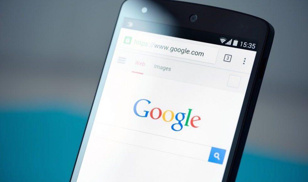 گوگل iOS دسکتاپ وبسایت سرچ