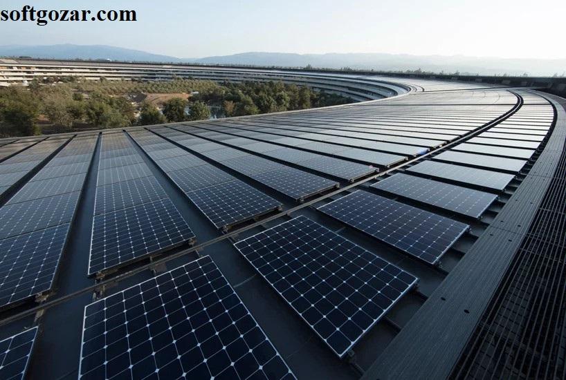 اپل انرژی تجدیدپذیر تکنولوژی آینده تکنولوژی فناوری