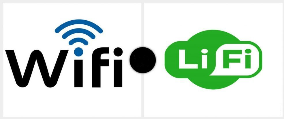 Wi-Fi Li-Fi وای فای لای فای اینترنت