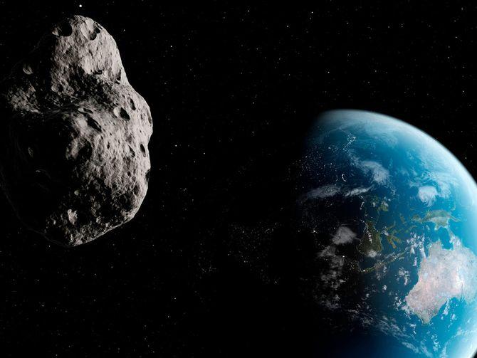 ناسا شهاب سنگ فضا روسیه