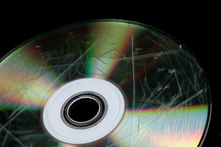 سیدی CD دیویدی DVD