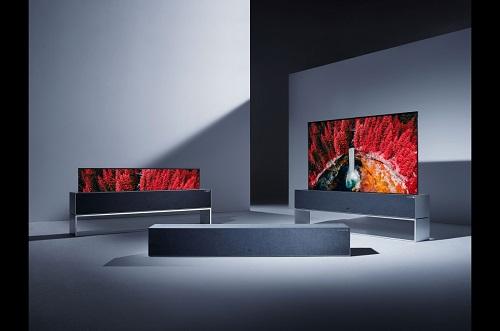الجی تلویزیون Signature OLED TV R