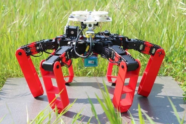 ربات فرانسه سنسور