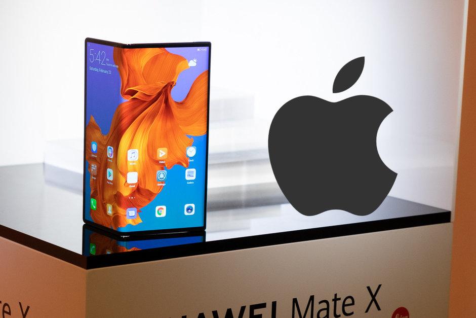 اپل آیفون گوشی تاشو گوشی تاشو سامسونگ گلکسی فولد گوشی تاشو هوآوی هوآوی میت ایکس گوشی تاشو اپل