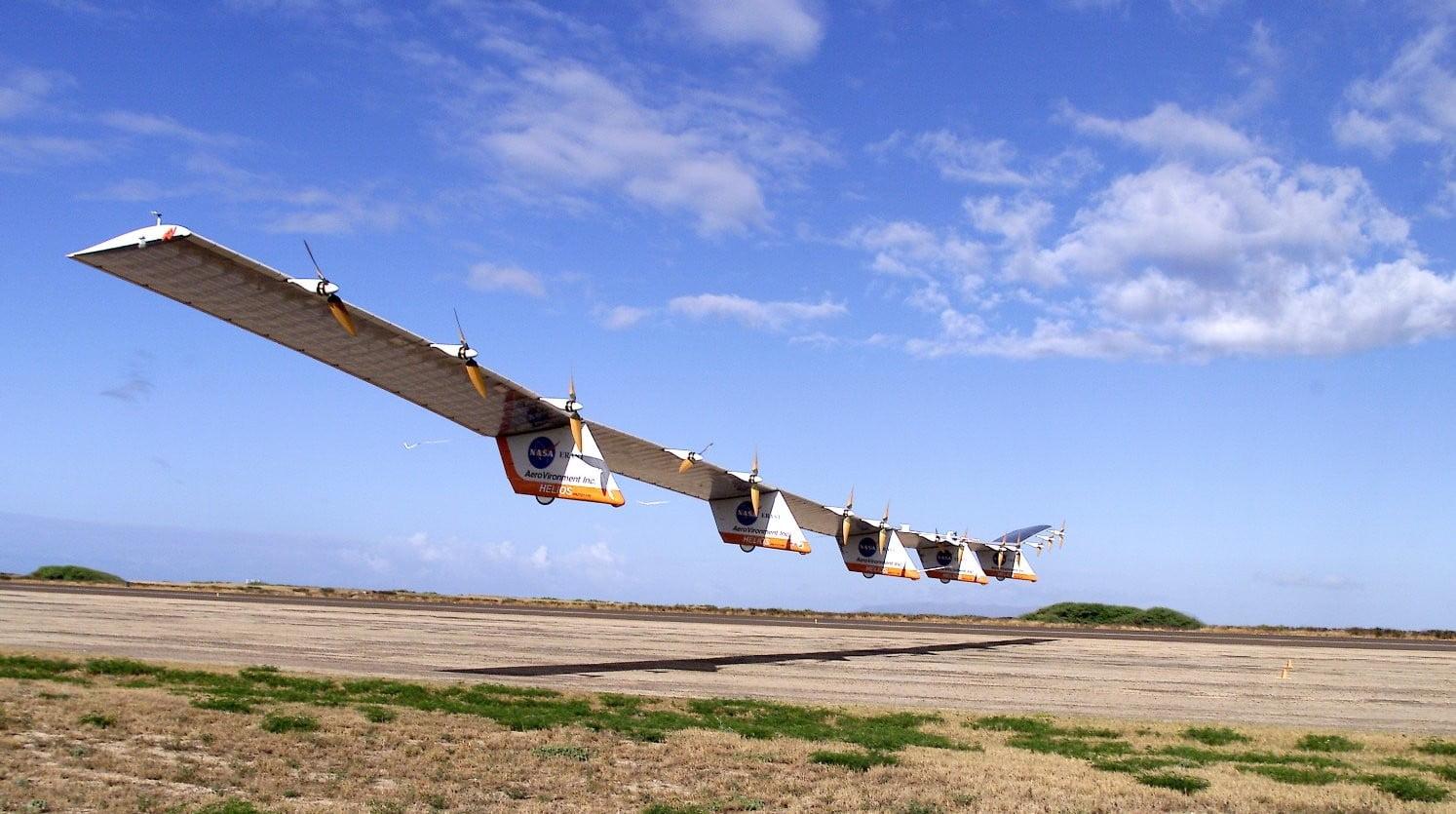 هواپیما هواپیماهای بدون سرنشین اینترنت 5G 5G شبکه نسل 5 ارتباطات