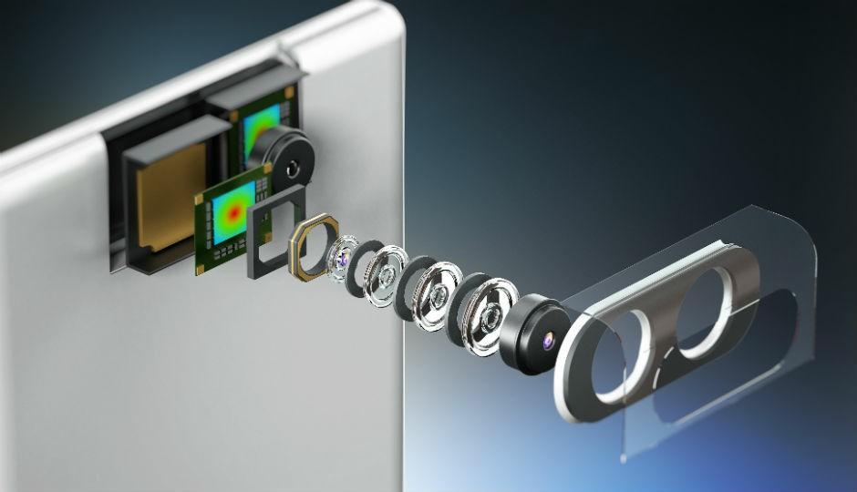 کووالکوم سنسور حسگر دوربین پیکسل پردازنده تراشه دوربین