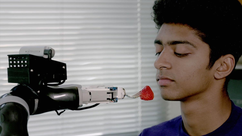 ربات آمریکا واشینگتن هوش مصنوعی