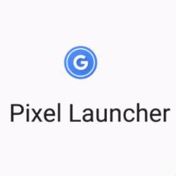گوگل پیکسل لانچر لانچر پیکسل ویجت ابزارک