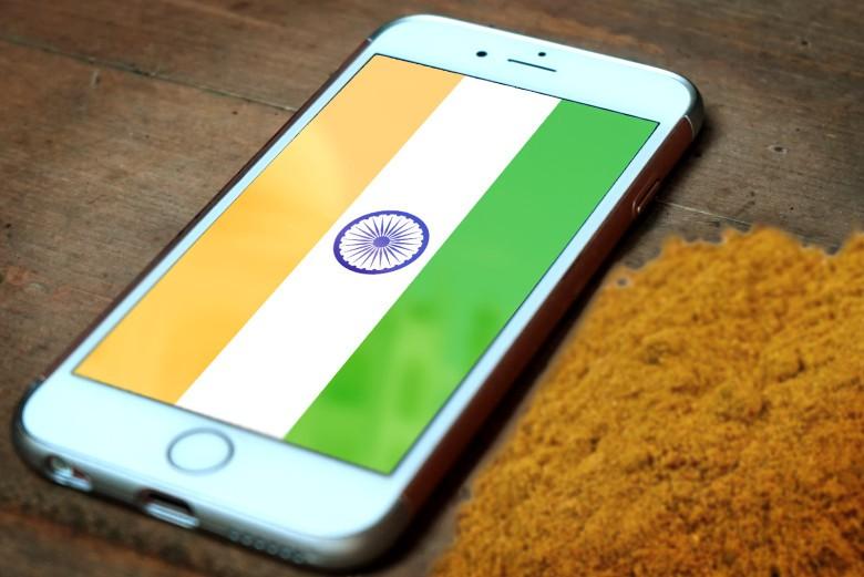 اپل آیفون هند