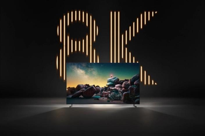 تلویزیون سامسونگ تلویزیونهای هوشمند 8K آفریقای جنوبی