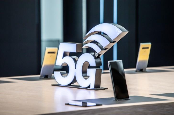 اینترنت اینترنت 5G کره جنوبی شبکه نسل 5 ارتباطات