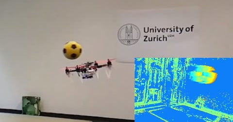 ربات پهپاد هواپیمای بدون سرنشین سوییس