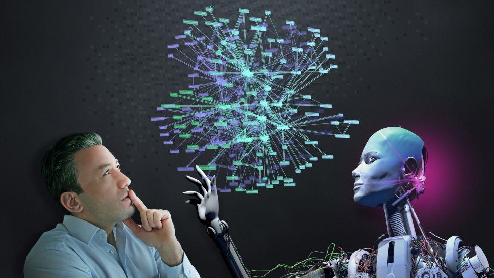 هوش مصنوعی تجارت AI