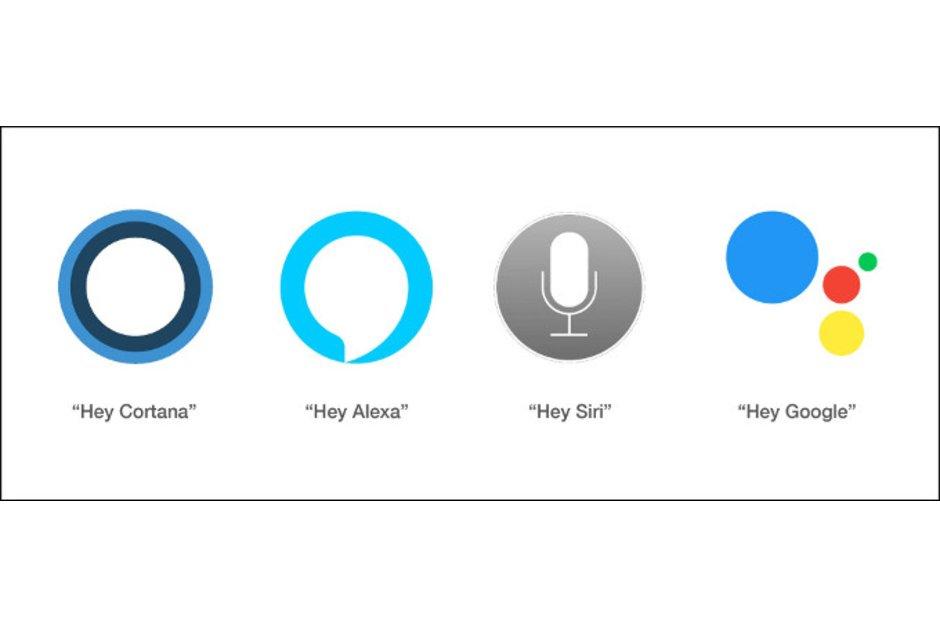 دستیار صوتی دستیار هوشمند سیری اپل گوگل اسیستنت الکسا آمازون بیکسبی سامسونگ کورتانا مایکروسافت