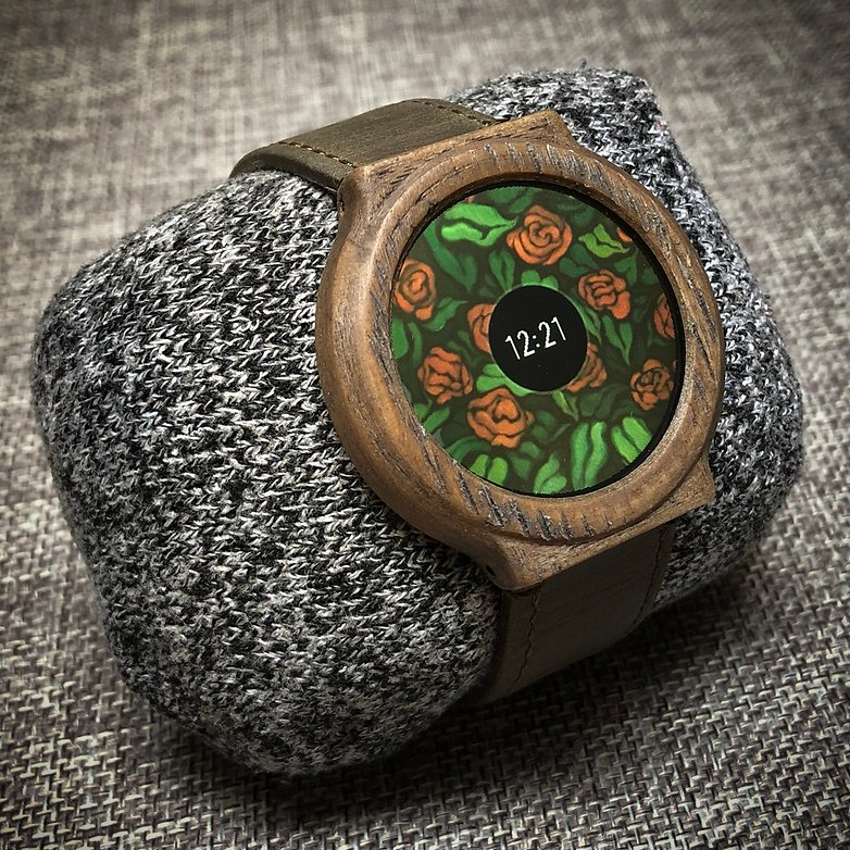 ساعت هوشمند سیستم عامل اسمارت واچ