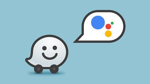 گوگل گوگل اسیستنت Waze نرمافزار دستیار صوتی هوشمند گوگل دستیار هوشمند گوگل