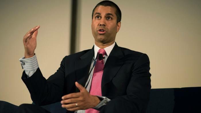 کمیسیون ارتباطات فدرال FCC آمریکا 5G آنتن 5G