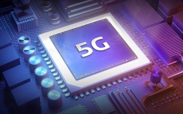 5G مدیا تک تراشه پردازنده