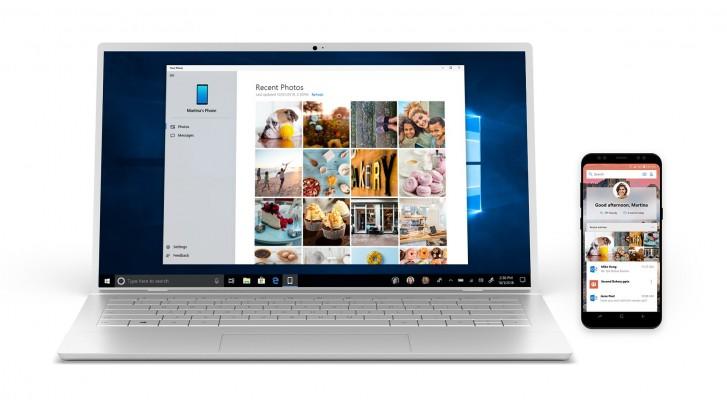 مایکروسافت اپلیکیشن نرمافزار Your Phone Companion