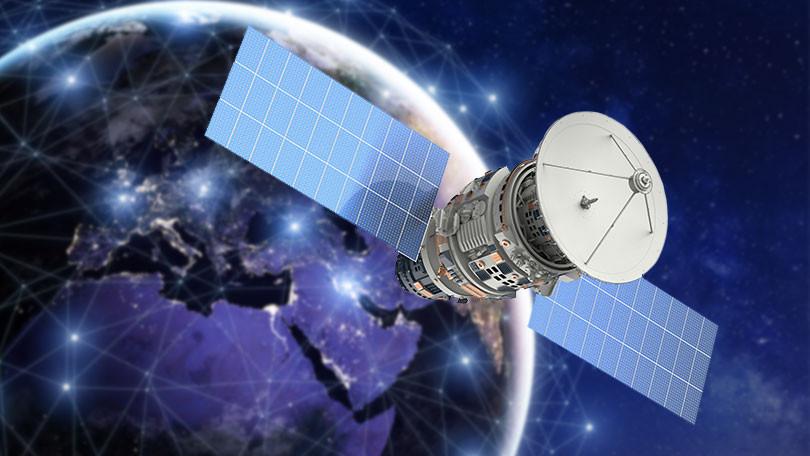ماهواره SpaceX آمازون اینترنت ایلان ماسک