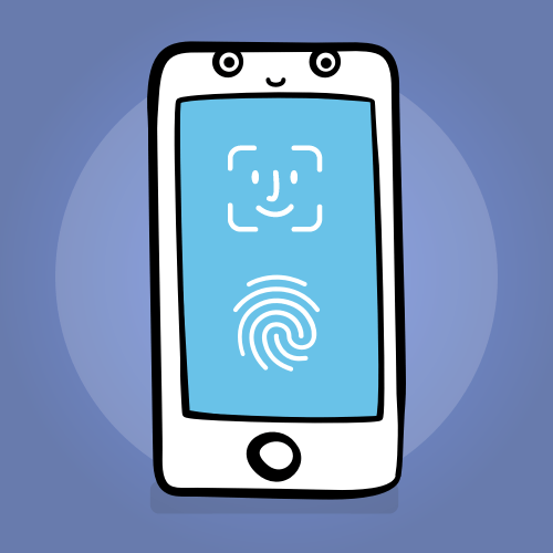 Touch ID Face ID اپل آیکلود