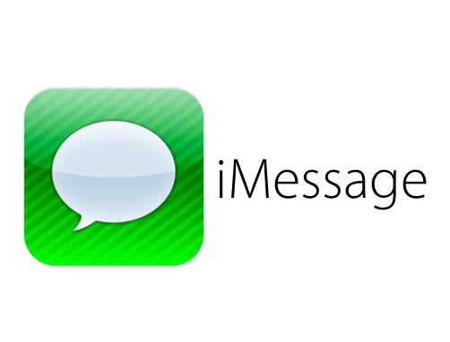 گوگل iMessage iOS SMS MMS