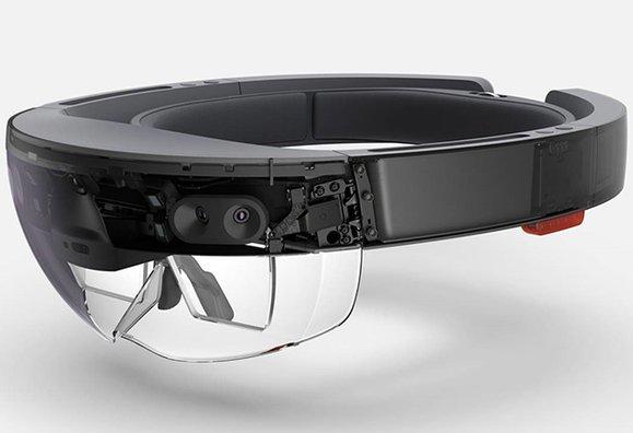 هولولنز مایکروسافت هدست HoloLens