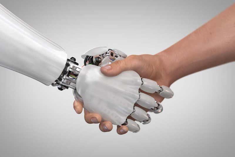 ربات هوش مصنوعی اروپا آمریکای شمالی