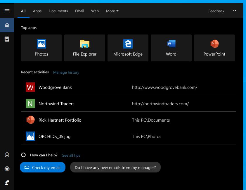 مایکروسافت ویندوز ویندوز 10 سیستم عامل پلتفرم
