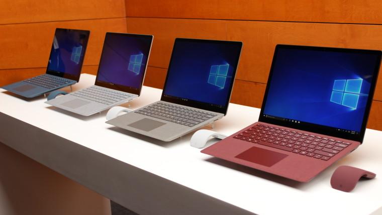 مایکروسافت لپتاپ لپتاپ سرفیس مایکروسافت سرفیس رایانه همراه