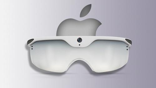 اپل مکبوک واقعیت افزوده AR عینک واقعیت افزوده