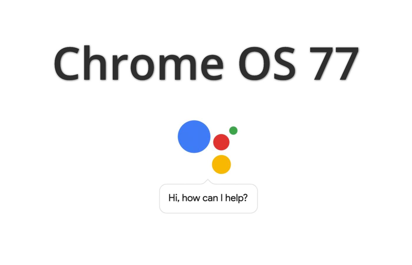 Chrome OS گوگل سیستم عامل سیستم عامل Chrome OS گوگل اسیستنت