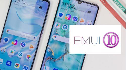 هوآوی رابط کاربری رابط کاربری EMUI EMUI 10 رابط کاربری هوآوی
