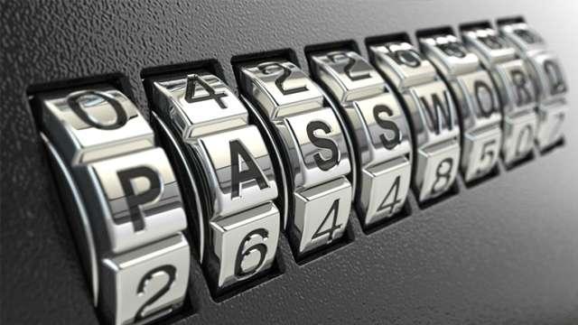 کلمه عبور پسورد هکر امنیت سایبری امنیت مجازی