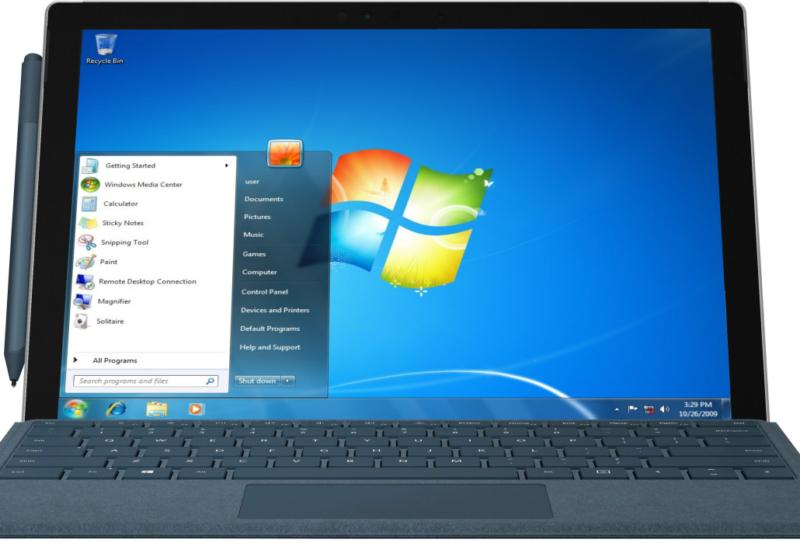 ویندوز ویندوز 7 ویندوز 10 سیستم عامل مایکروسافت