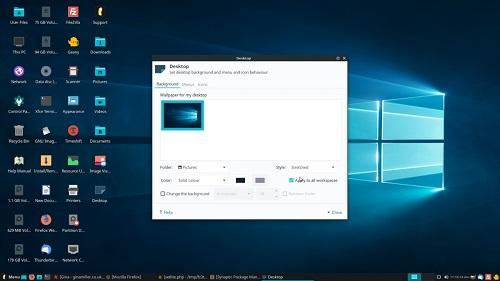 ویندوز ویندوز 12 لایت ویندوز 10 لینوکس سیستم عامل